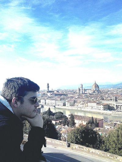 Firenze - Piazalle Michelangelo Bestview Roadtripmondiale 4gajosemfirenze Aviver