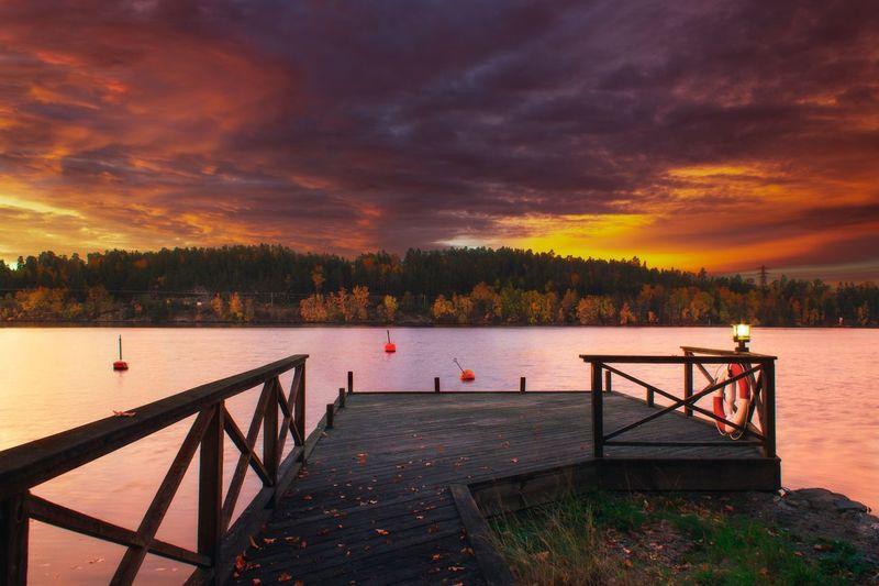 Swedish sunrise