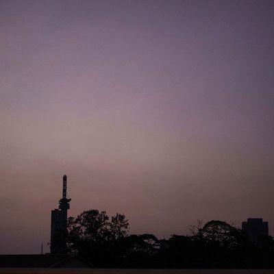 Good Evening Lagos ! Nigeria Snapitoga Lagosnigeria Naija silhouette africa cityscape urban instalagos Africa