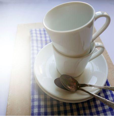 Cups Kitchen Breakfast