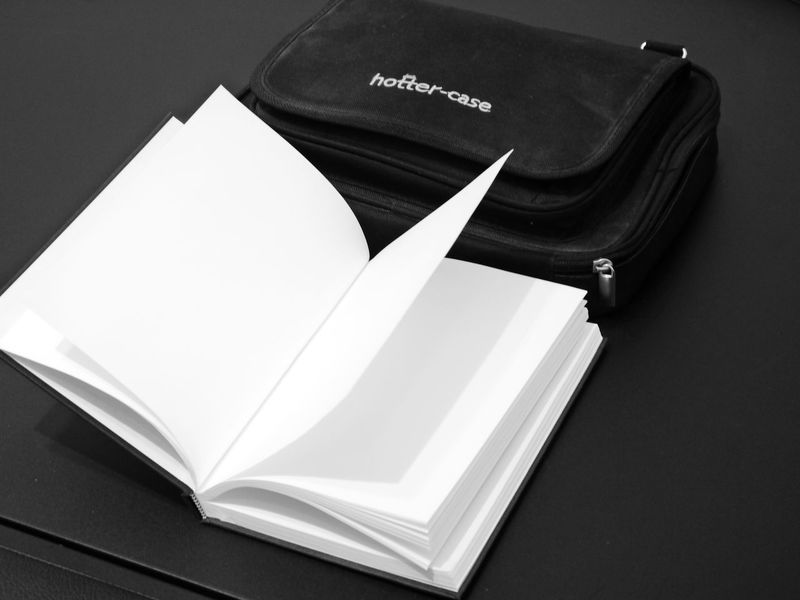 Blank Book Close-up Communication Day Diary Education High Angle View Indoors  Laptop Bag Literature No People Paper Text