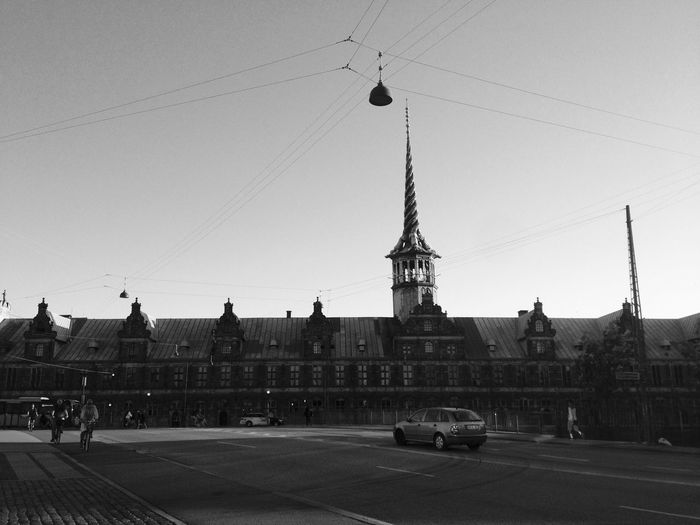 The Bølsen, the old stock exchange of Copenhagen. Stock Exchange Building Architecture Cityscapes City The Week On EyeEm