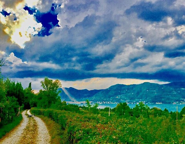 Fairy Land Colors Lake View Me Arownd My Sity Love This Place Spettacolo Della Natura 💙