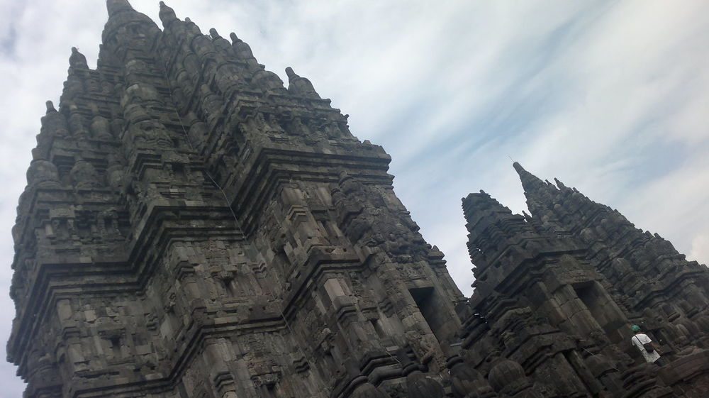 History Place History Through The Lens  Crowds Tourism INDONESIA Candi Ancient Ancient Architecture Travel Destinations