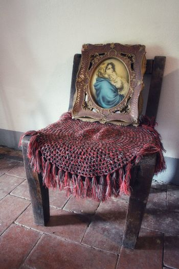 Chair Chairswithstories Chairs Perspective Madonna Madonnina