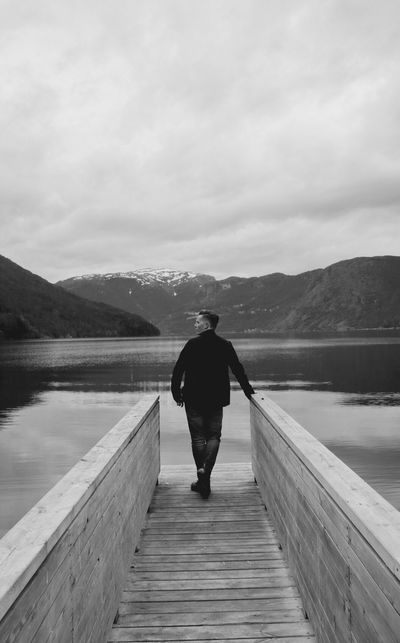 Hello World Check This Out Its Me Fjord Fjordsofnorway Blackandwhite Bestoftheday Beauty In Nature EyeEm Best Edits Eye4photography  EyeEmBestPics EyeEm Best Shots EyeEm Gallery Tranquil Scene Live For The Story What Do You Think? Let's Go. Together. EyeEm Selects The Week On EyeEm Perspectives On Nature