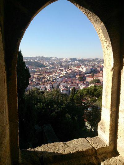 Castelo De São Jorge Nice View Lisboa Lisbon