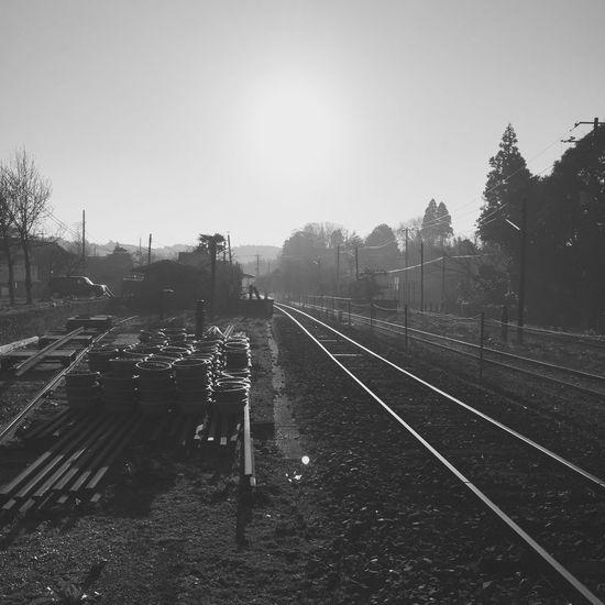 Station、Yorokeikoku,Chiba,Japan EyeEm Photography Japan IPhoneography Morning Chiba Sunrise 小湊鉄道