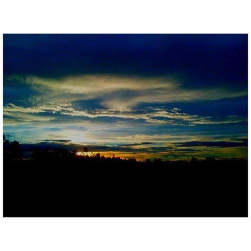 Last Sunday Yesterday Sunset Sun Landscape Brazil beautiful perfect instapic