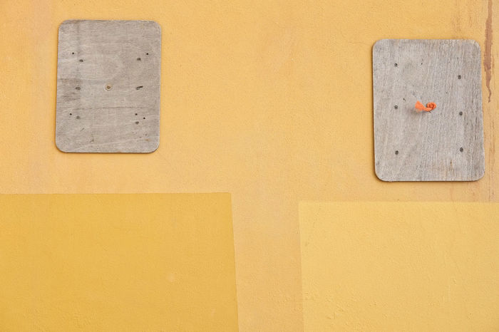 Exterior Paint Textured  Textures And Surfaces Wall Wood Book Cover Bookcover Building Exterior Italy Liguria Outdoors Texture Wall - Building Feature Warmcolours Yellow Yellow Paint Yellow Tones