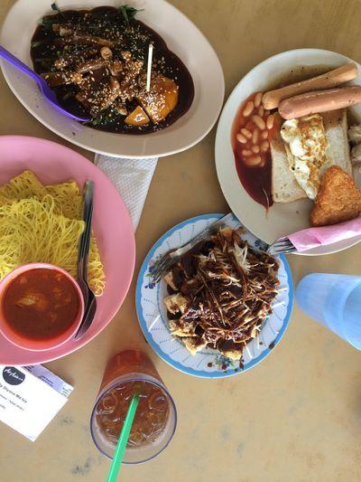 Breakfast like a king 👑 Food Ready-to-eat Food And Drink Malaysia Kedah Breakfast
