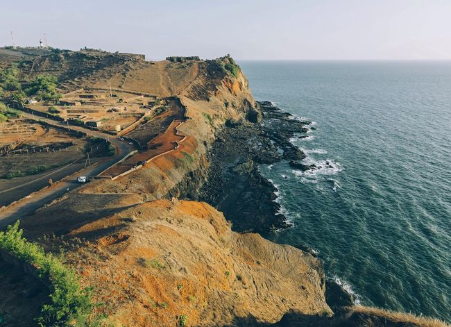 A Bird's Eye View India Nature Nature Photography Ocean View Nature_collection Naturelovers Ocean Sea Coast Drone  The Week On EyeEm