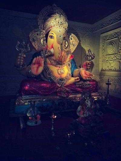 LORD GANESHA EyeEmNewHere EyeEm Selects Eyeemphotography God Indian Culture  Indiangod Cultures No People EyeEm Best Shots