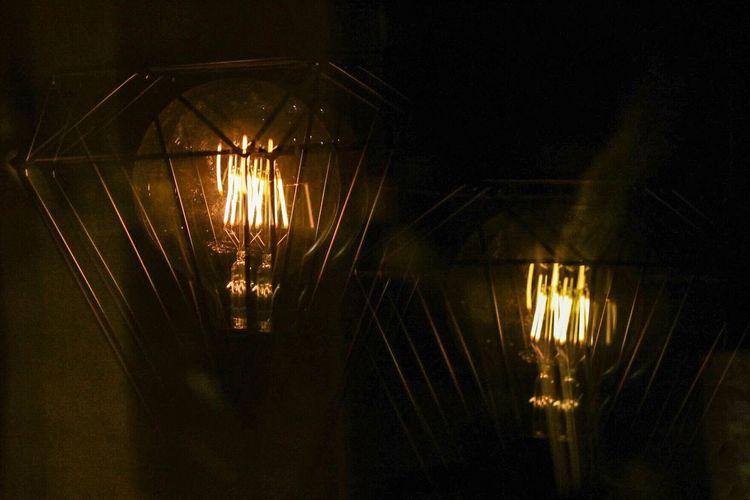 Luzes em