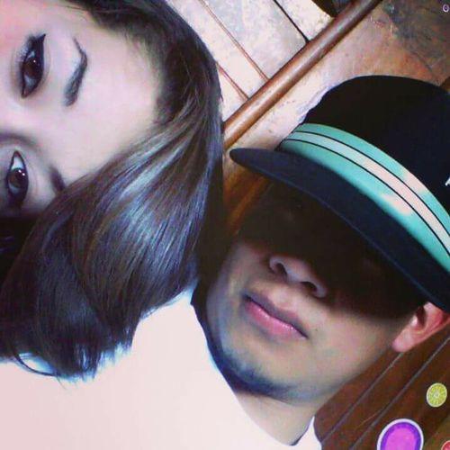 Juntos 💜 Chris & Clelian Amor ♥