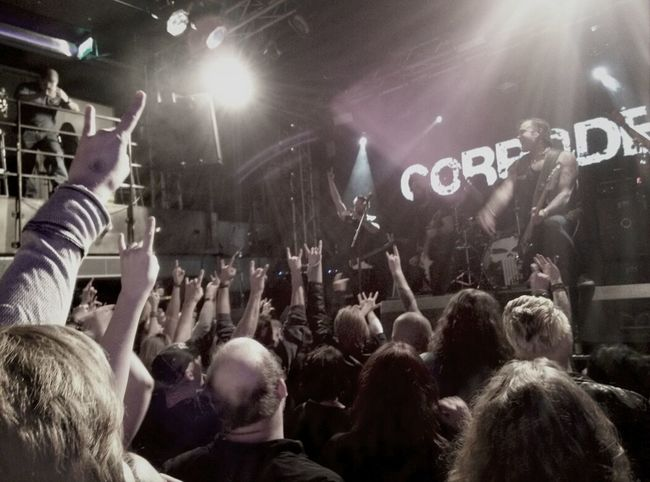 Corroded Stickyfingers Cgfoto Metal #rock