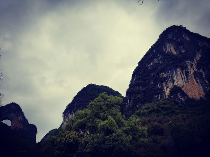 Moon Hill in Yangshuo Travel Travel Photography See The World Explore Guilin Yangshuo China Mountain Moon Hill Hiking