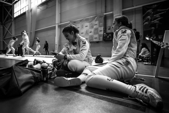 Spain fencing championship. Black And White B&w Photo Monochrome People Photography People_bw People B&w Black & White SONY A7ii Sports Sport Fencing Sports Photography Photography Photo