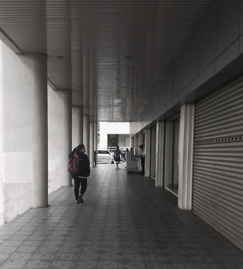 When in Cubao. Cubao Philippines Urban Auroraboulevard Streetphotography Smartphonephotography Alley