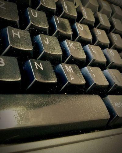 Work Tastatur Fun Büro Im Büro Macro Beauty