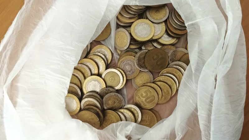 Coins Things Money Argentina