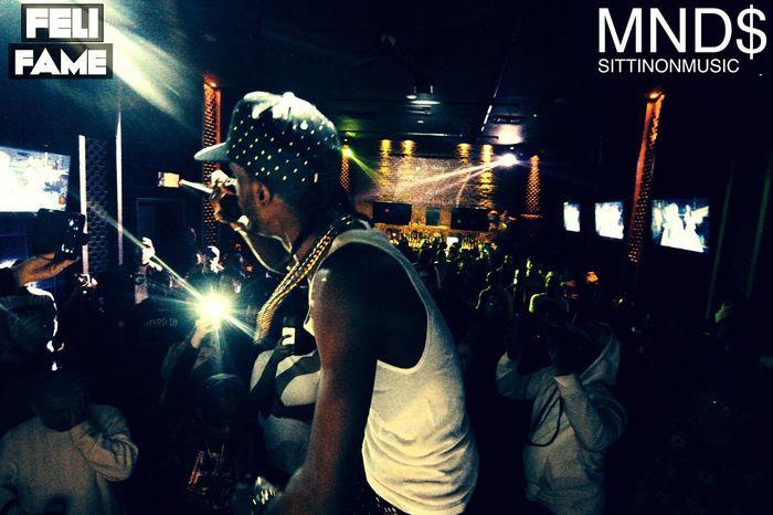 Feli Fame Music Hip Hop Live SittinOnMusic