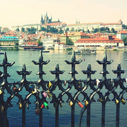 Manifested love with a view, Prague Traveling Love StreamzooCity Landscape_Collection