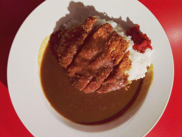Getting my Katsu Curry fix!