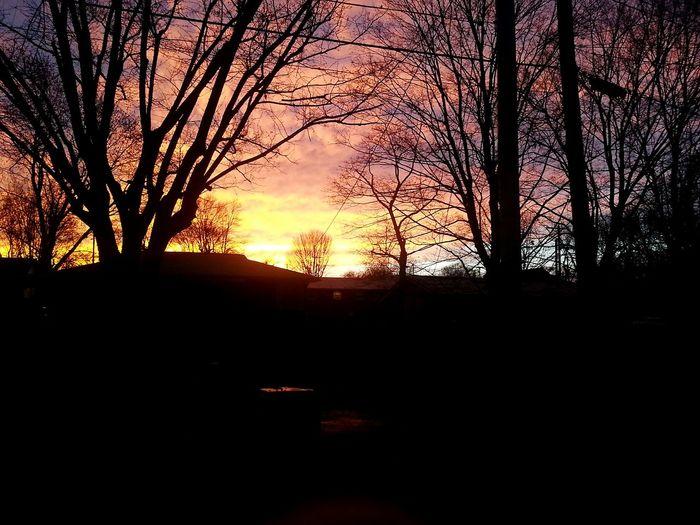 Sunset Home Morristown Tn First Eyeem Photo
