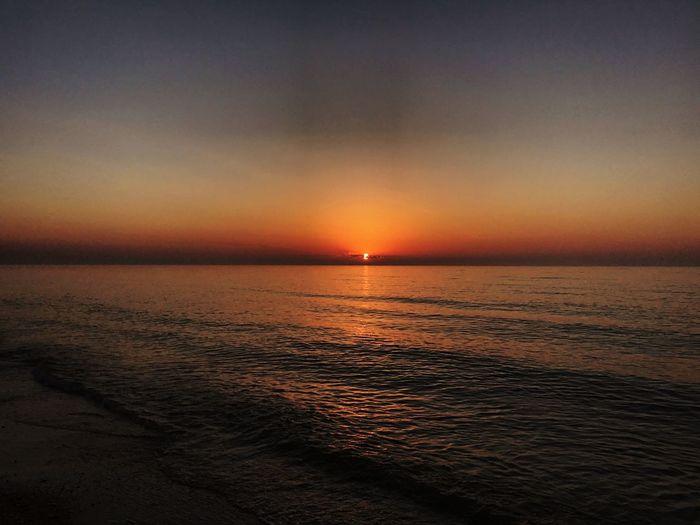 Horizon Over Water Sea Nature First Eyeem Photo