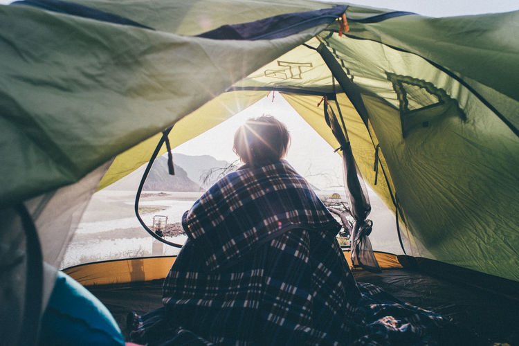 Adult Adults Only Camping Campinglife Day Leisure Activity Lifestyles Nature Photography Nature_collection Naturelovers Naturephotography Outdoors Real People Shadow Sky Sunlight Sunlight Sunlight ☀ Sunrise Sunshine Tent My Year My View Summer Exploratorium