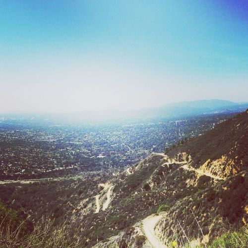 Hiking Pasadena  Nice Views My Feet Hurt