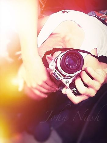 I'm just a little boy with a camera not a photographer :) IPhoneography Daydreaming That's Me Eye4photography