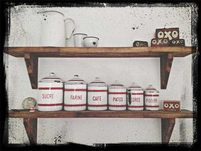 Love Antiques My Life Oxo