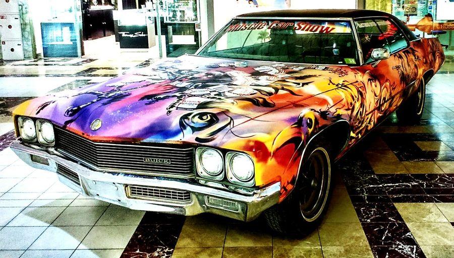 Auto Muslce_car