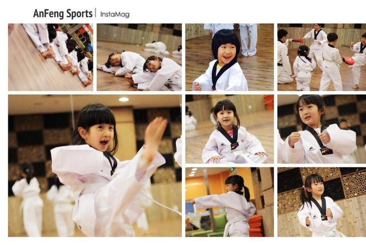 AnFeng TaeKwonDo Club.Dalian