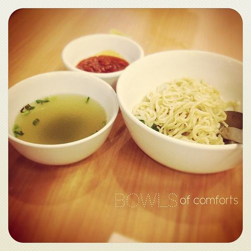 Eatingout Noodlewithsoup Foodie
