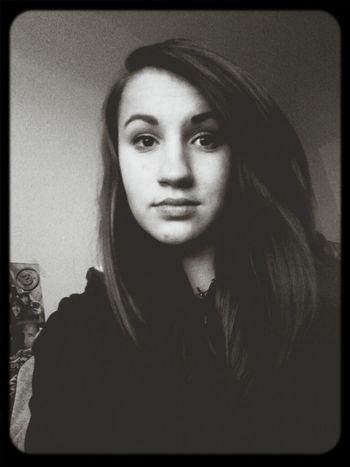 Feeling Down Selfportrait Girl Selfie