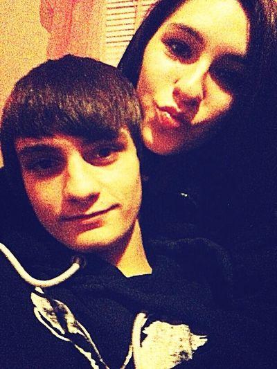 My babe ❤
