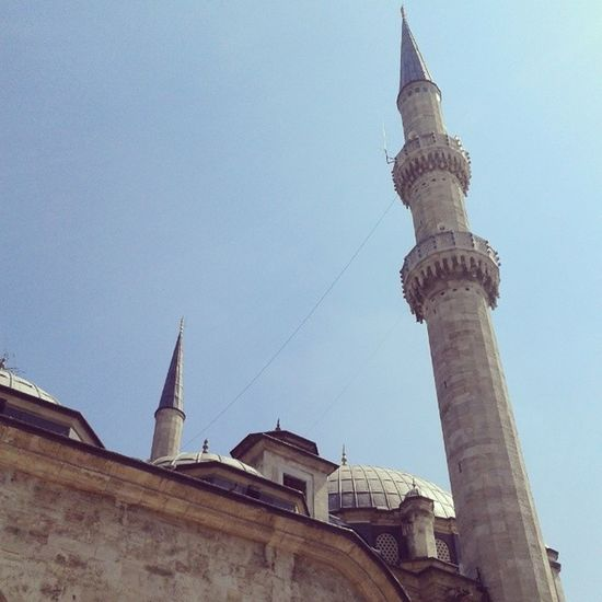 Eyüpsultan  Mosque Square Fatih oldcity historic building tree green istanbul turquie