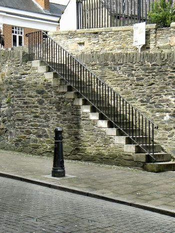 Eyeem Northern Ireland Derry Londonderry Northern Ireland Walled City Stairs Cgk Photography