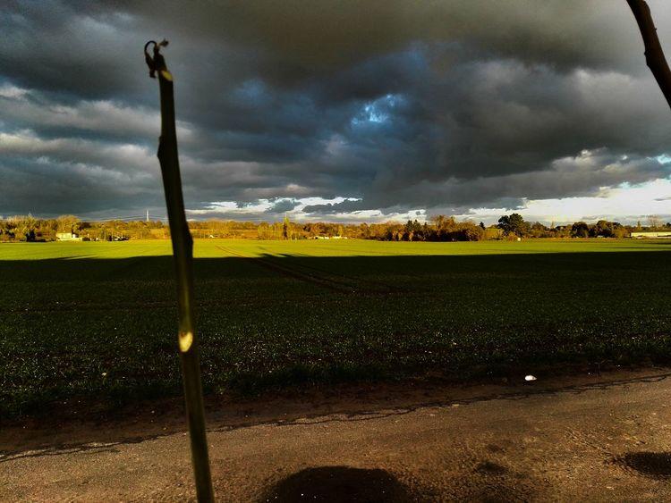 Betterlandscapes Landschaften Landschaft Cloud Cloud - Sky Summer Felder Im Sommer Felder, Landscape Rural Scene Agriculture Storm Tornado The Great Outdoors - 2018 EyeEm Awards