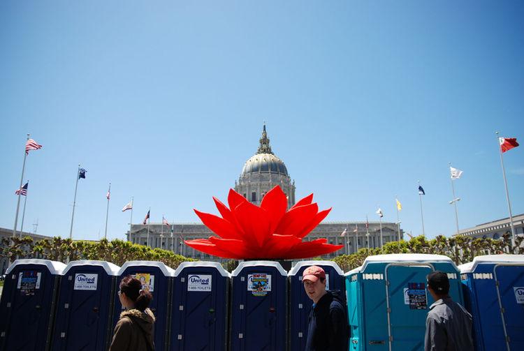 Activism Art San Francisco