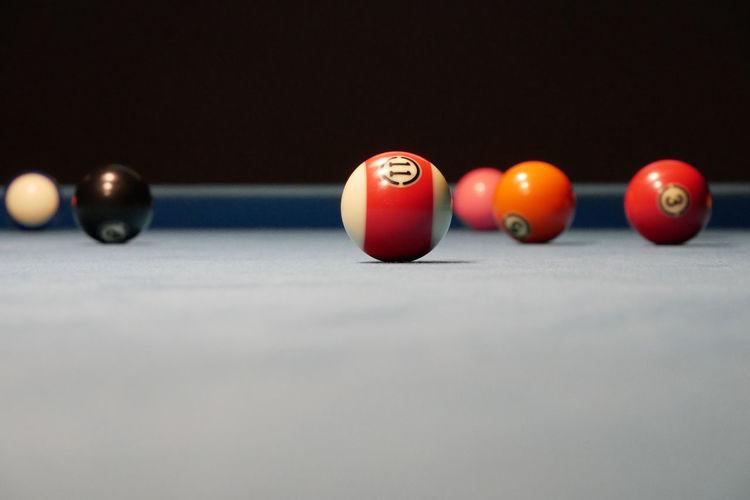 Billiard Balls,