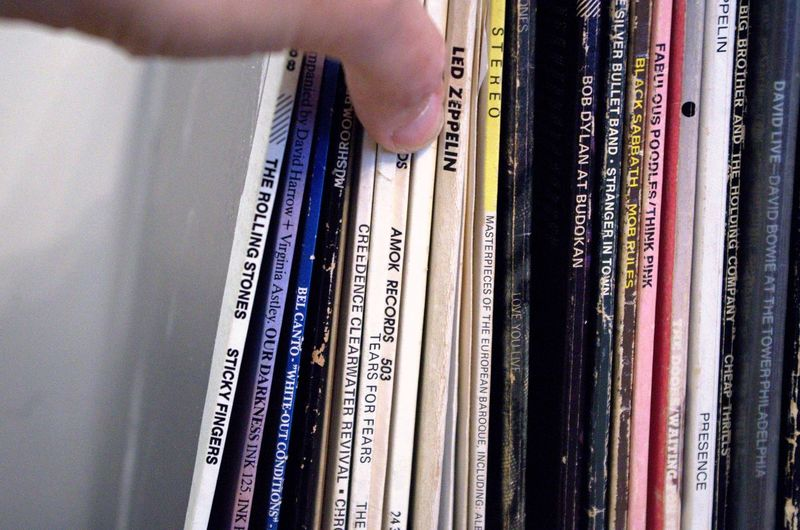 Slave to the rhythm TakeoverMusic Audiophile Groove Records Feeling Groovy Audioslave The Vinyls 33 Vinyls LP LPs Premium Collection Eyeem Collection Trends Collection Getty Images Lieblingsteil
