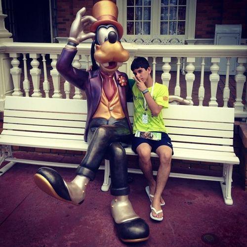 Patetando na Disney ??✈️