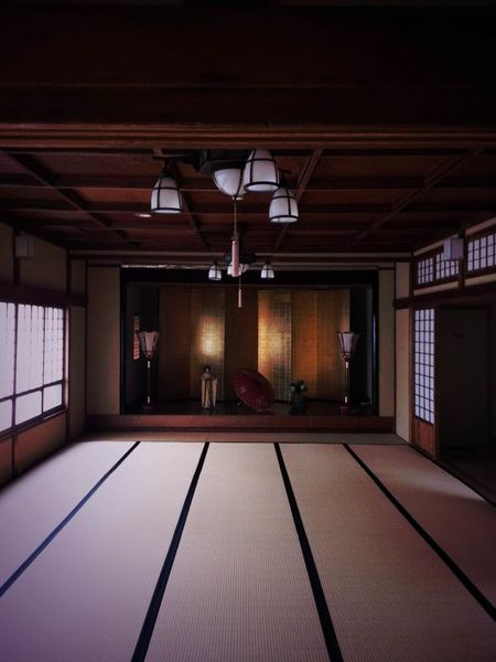 Photo Travel Trip Japanese Hotel Ryokan 旅行 旅館 Beautiful Architecture (K's House) in Japan