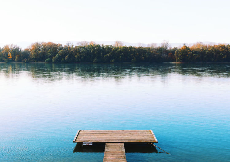 Water Tranquil Scene Tranquility Scenics - Nature Beauty In Nature Waterfront Idyllic Pier Nature_collection Nature Photography Naturelovers Nature On Your Doorstep Danube Danube River