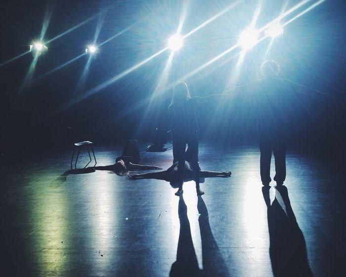 Theater Performance of my cousen | Light And Shadow The Illuminator - 2014 EyeEm Awards