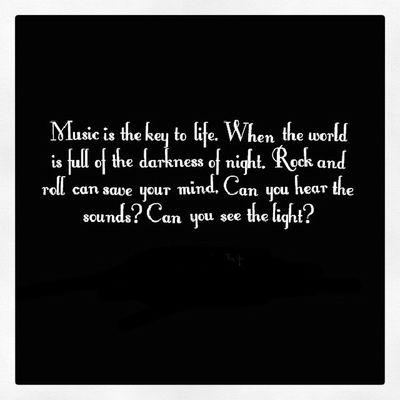 Music is the key Musik Music Musicisthekey Love musikimblut liebezurmusik record songtext text singer beats instamusic songwriter fun